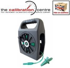 30M R2 TEST REEL CABLE - USE WITH MULTIFUNCTION & INSULATION TESTER