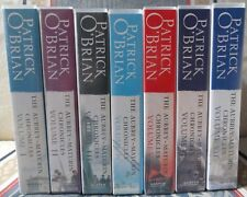 Patrick O'Brian The Aubrey Maturin Chronicles Collection Volumes 1 to 7 MP3 DVD