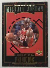 1995-96 Upper Deck Basketball Predictor #R2 Michael Jordan