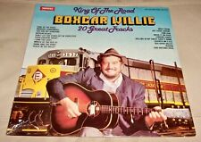 King of the Road by Boxcar WIllie (Vinyl LP, 1980 UK Sealed)