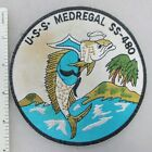 US NAVY USS MEDREGAL SS-480 SUBMARINE PATCH Made for Veterans After WW2