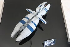 Munificent Star Frigate LEGO Star Wars MOC UCS -  (only instructions)