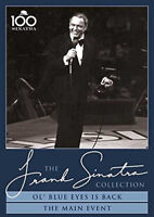 Frank Sinatra: Ol' Blue Eyes Is Back/The Main Event DVD (2016) Frank Sinatra