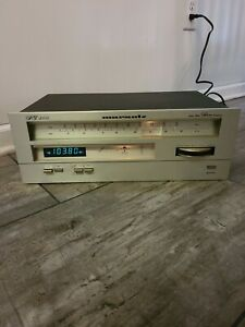 Vintage Marantz ST400 AM/FM Tuner  WORKS GREAT RARE