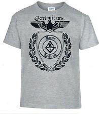 T-Shirt,Maurer,Gott mit uns,,Handwerk,Zunft