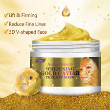 Gold Facial Face Mask High Moisture Anti Aging Remove Wrinkle Care