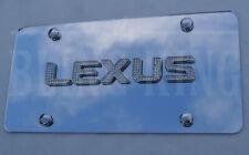 Lexus Kristall Emblem Verspiegelt Kennzeichen