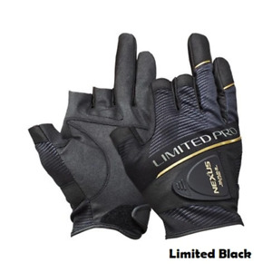 Shimano NEXUS LIMITED PRO ISO Fishing Glove GL-141T- Combined Shipping!!