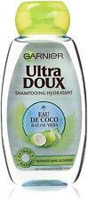 Nouvelle annonce Garnier Ultra doux Shampooing Eau de coco/Aloe Vera 250ml