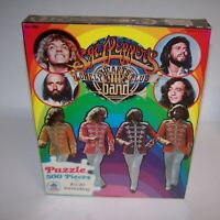Sgt. Peppers Lonely Hearts Club Beatles Band Puzzle 500 Pcs Interlocking