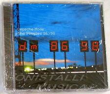 DEPECHE MODE - THE SINGLES 86-98 - Doppio CD Sigillato