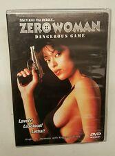 ZERO WOMAN DVD DANGEROUS GAME