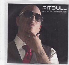 Pitbull-Hotel Room Service promo cd single