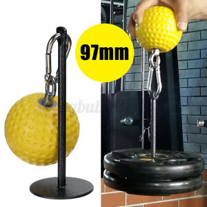 Sports Weight Lifting Dumbbell Bracket Fitness Grip Ball Arm Exercise Fitness