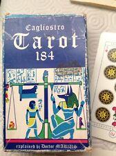 Cagliostro Tarot 184