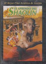 DVD - El Aprendiz Del Shaolin NEW Asiatico De Accion FAST SHIPPING !