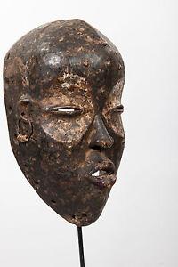Bakongo Face Mask, D.R. Congo, African Tribal Art, African Masks