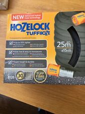 NEW HOZELOCK TUFFHOZE. (8125.)  25m