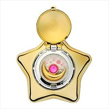 NEW BANDAI Sailor Moon Star Locket Moonlight Memory Series Music Box Gold ver