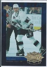 Wayne Gretzky  95/96 Upper Deck #G10 Wayne Gretzky's Record Collection - Insert