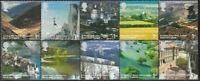 Großbritannien 2375-2384 Zehnerblock (kompl.Ausg.) postfrisch 2006 Landschaften: