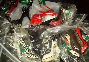 Kurt S. Adler Shoe Christmas Ornament YOUR CHOICE Cast Resin NEW