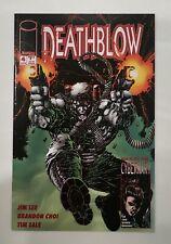 DEATHBLOW and CYBERNARY Comics, #4 (1994)