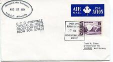 1974 Resolute Bay Iberville Canada Polar Antarctic Cover