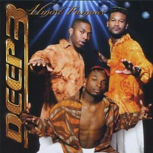 Deep3-Almost Famous (US IMPORT) CD NEW