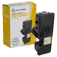 LD Compatible Kyocera TK-5242Y / 1T02R7AUS0 Yellow Toner for M5526cdw, P5026cdw