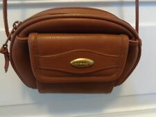 Vintage Liz Claiborne Brown Small Cross Body Purse - Handbag