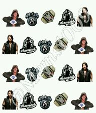 AJ Styles  Nail Art Decals Free Shipping!! Water Decals! ** WWE Nail art