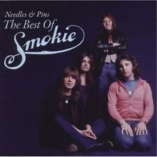SMOKIE NEEDLES  & PINS THE BEST OF 2 CD NEW