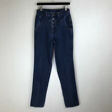 Rocky Mountain Jeans - Relaxed Fit Tapered Dark - Tag Size: 11 (28x36.5) - #5434