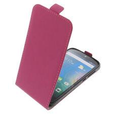Custodia per Acer Liquid z630 Smartphone Flip-Style Custodia Protettiva Case Guscio Rosa