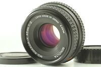 """Top Mint+++"" MINOLTA MD ROKKOR 45mm F/2 Pancake MF Camera Prime Lens From JAPAN"