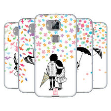 HEAD CASE DESIGNS SHOWER OF COLOURS SOFT GEL CASE FOR HUAWEI PHONES 2
