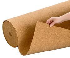 Rollenkork Korkplatten Trittschall-Dämmung Kork-Unterlage (10m²) 4mm x 1 x 10 m