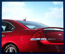 Prospekt brochure 2013 Chevrolet Chevy Impala (USA)