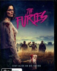 The Furies DVD NEW Region 4