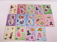 Lot of 80 Webkinz Trading Cards 14 Stickers Cards Christmas