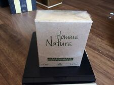 Perfume Lui  Yves Rocher Nature Homme for Men 2.5oz after shave New 75ml Rare