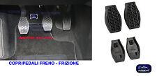 Copripedali in gomma Specifici per Fiat Grande Punto da 2007 a 2012 Copri-Pedali