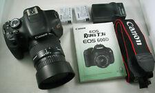 Canon EOS Rebel T3I 18MP Digital SLR Camera