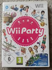 Wii Party Box Only With Manual *NO DISC*