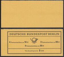 Berlin Markenheftchen 5 d  RLV  II a ** Brandenburger Tor 1966  postfrisch