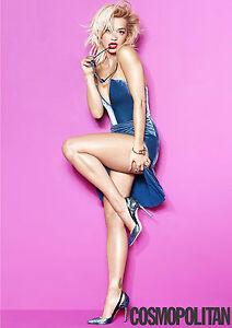 WALL DECOR ART PRINT POSTER RITA ORA 1 British Singer A3 SIZE Actress GIFT