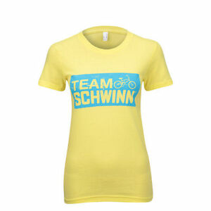 Women's Schwinn Team T-Shirt Cycling Bicycle Bike *New with Tags*