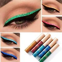 Perlglanz Lidschatten Liquid Glitter Eyeliner Gel Shimmer Creme Kosmetik Makeup
