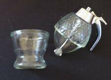 Norpro NPW-780 Glass Honey Dispenser